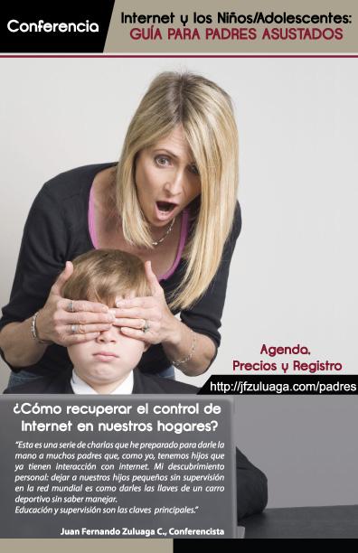 Brochure - Internet para Padres - Juan Fernando Zuluaga C.