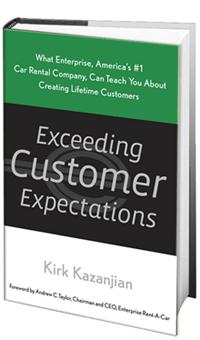 Exceeding Customer Expectations - Kirk Kazanjian