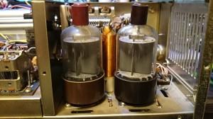 増設したS2001(左側)