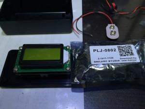 SAN JiAN STUDiOの周波数カウンター・モジュール PLJ-0802