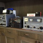IC-375D 修理に本格着手