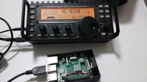 KX3と繋ぐ場合は、USBサウンドカードが必要