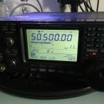 IC-746 修理完了 【2016/03/18】