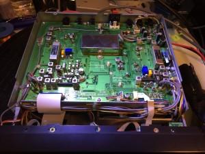 電池リセットから IC-821
