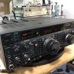 Mark V ご出場 /ICF-SW100 作業再開 / FT-920 修理困難【2020/07/31】