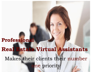 Professional Real Estate Virtual Assistants