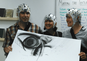 Introducing Your Brain on Art: Collaborative Creative Process