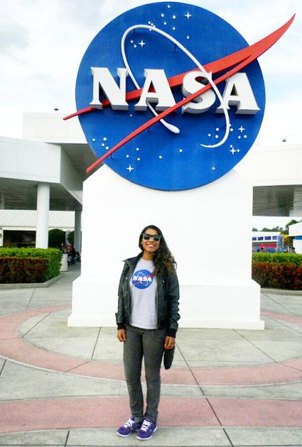 De degrau em degrau, Marcela Alves vai fazendo uma trajetória digna de filme. (FOTO: Acervo pessoal)