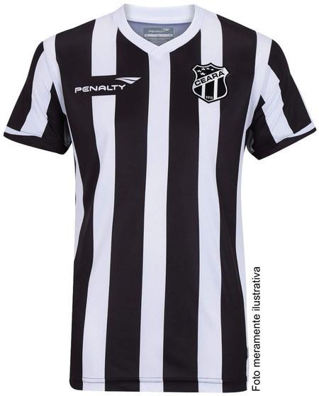 Blusa do Ceará também será sorteada por apenas R$ 5 cada ponto (FOTO: Divulgação)