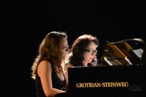 Svetlana Eganian & Yolande Kuznetsov (France)