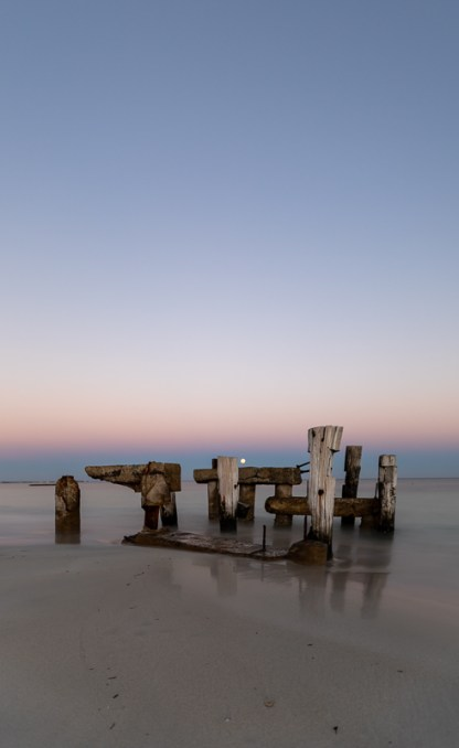 Product image for Old Jetty Moonset II