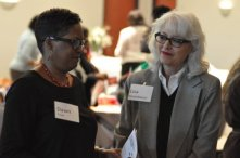 """""""Great networking. I met some incredible women.""""-Conference Attendee"""