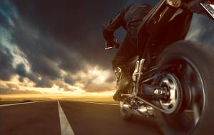 Motoristas y accidentes