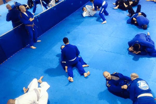 Brazilian Jiu Jitsu in High wycombe buckinghamshire