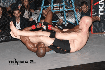 mma in high wycombe