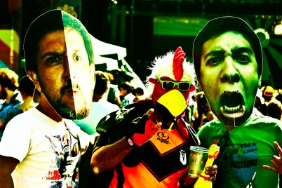 @ Lollapalooza Chile 2013
