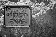 Placa Cierre Chuquicamata