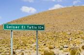 Camino El Tatio
