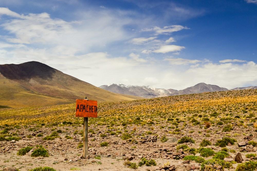 [Fotografía] - Machuca y alrededores, norte de Chile (4/6)