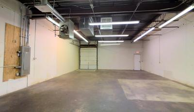 1,832 SQFT —— New Hope Warehouse Space for Rent 3D Model
