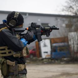 Airsoft/BB Gun