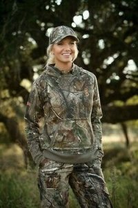 Womans Hunt Clothing