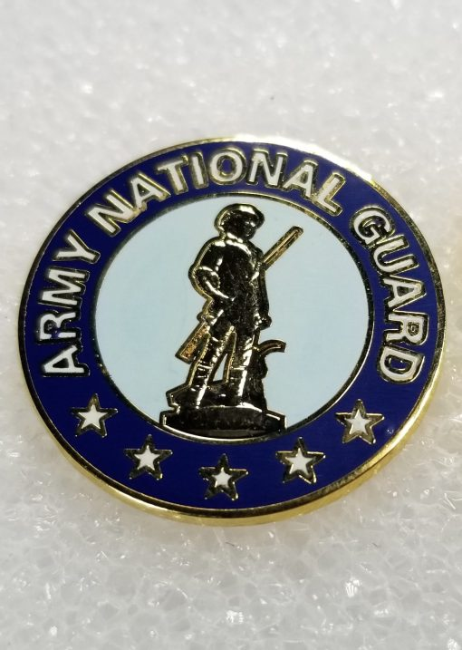 Army National Guard Pin