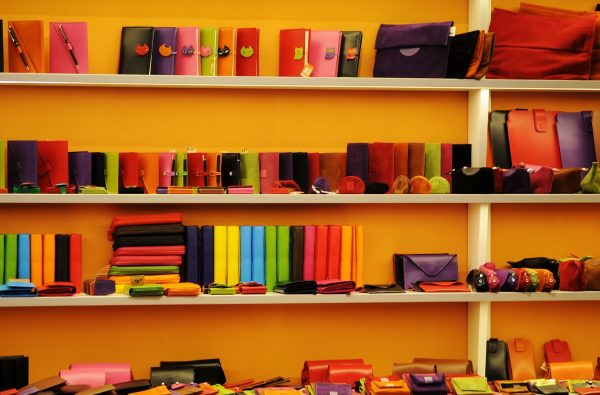 A simple store, selling purses and artefacts... Well, it could be Events