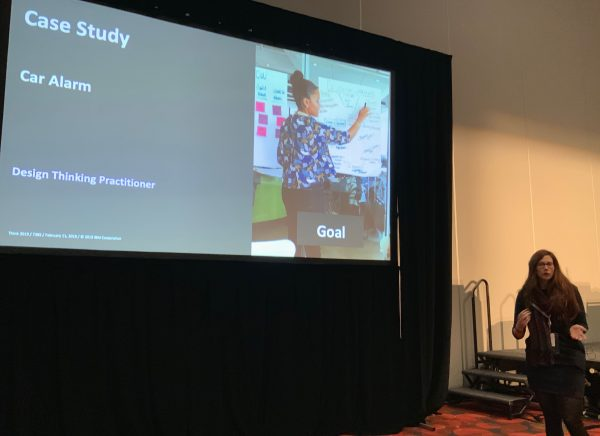 Stacey Ronaghan at Think2019