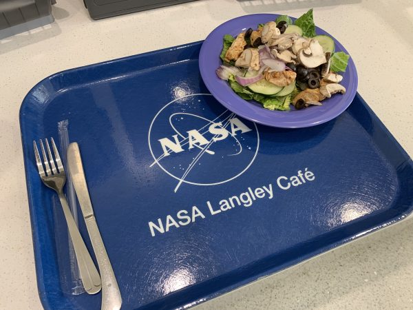 Healthier food for astronauts, not the powder ice cream anymore (to be fair, it's not only for astronauts and it does not go to space)