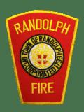 Randolph Fire Patch