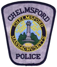 Chelmsford Police Department Patch