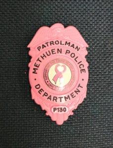 Pink Badge 2