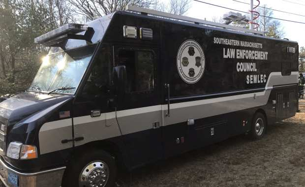 Southeastern Massachusetts Law Enforcement Council (SEMLEC) SWAT Vehicle Show and Tell