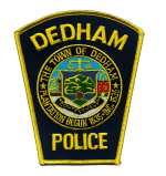 Dedham Police Patch (JGPR Scan)
