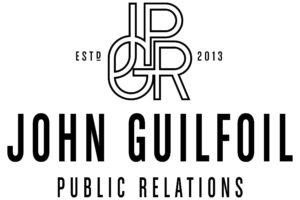 John Guilfoil Public Relations Logo