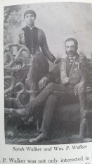 William P Walker and 1st wife Sarah Kersey(2)
