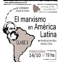 Miercoles 14/10- Cátedra Guevarista- El Marxismo en América Latina