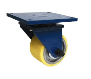 810 Series - Extra Heavy Duty PU Castors ( Load Capacity: 3,000 - 10,000kgs/pc )