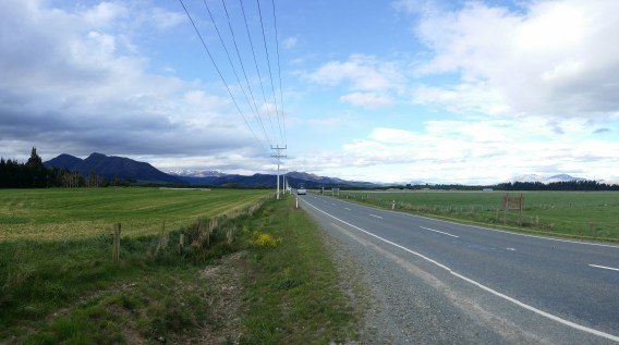 Fantastic scenery surrounding the roads in Southland New Zealand!