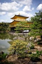 Temple of the Golden Pavilion - Kyoto, Japan