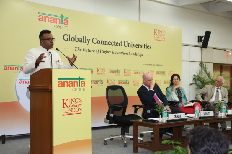 JGU Vice Chancellor Calls for Regulatory Reforms in Higher Education to Promote Global Excellence