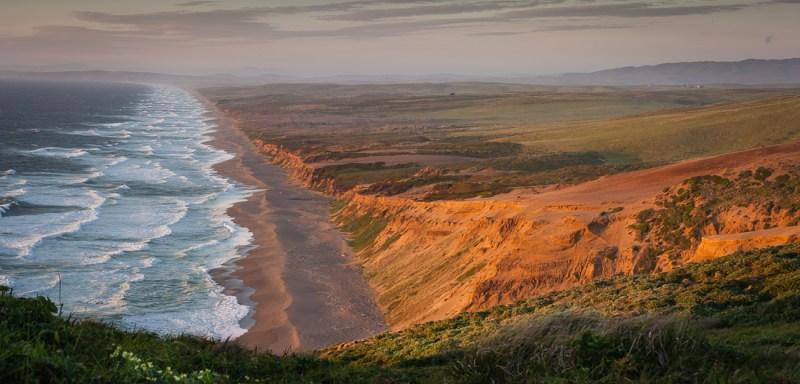 10 Mile Beach point reyes