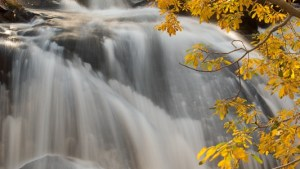 Lundy Creek Waterfall