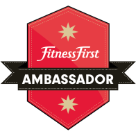 Honored as Fitness First Amabassador