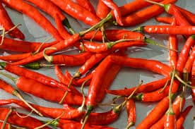 (Lal mirch) Red chili