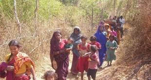 झारखंडी आदिवासी-मूलवासी का विस्थापन