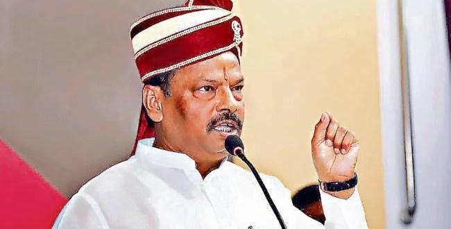 रघुबर दास का दंभ