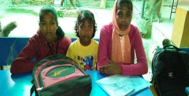आदिवासी बेटियों से स्कूल छीन लिए बीमारी ने