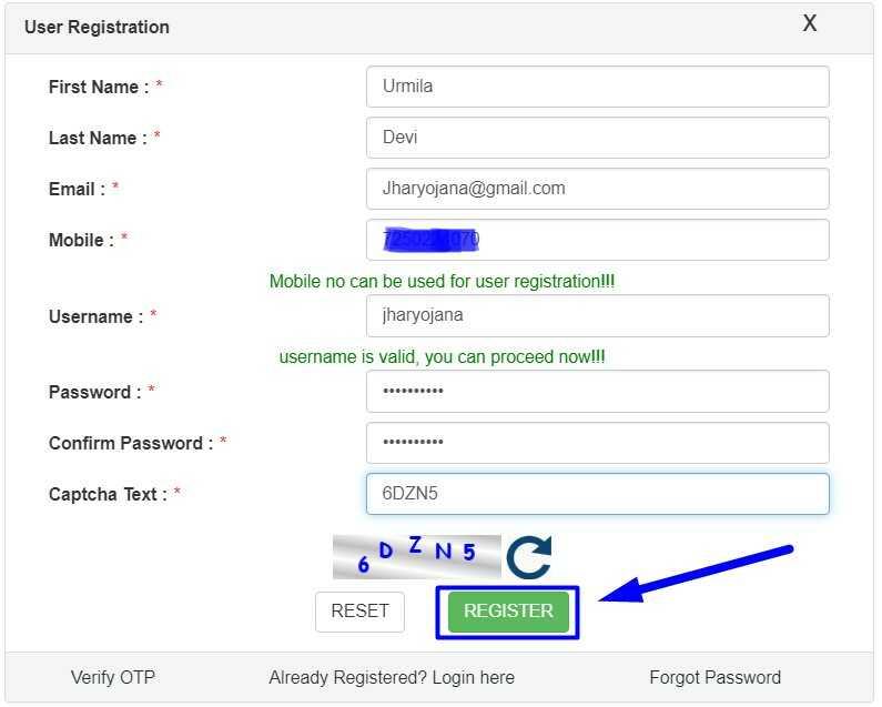 Jharkhand Labour Card Registration Online